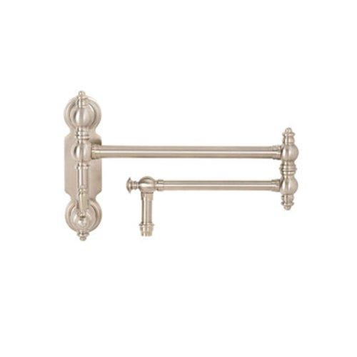 Waterstone 3100-CH Towson Wall Mount Pot Filler Faucet, Chrome