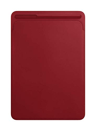 Leather Sleeve (for 10.5‑inch Apple iPad Pro) - (Product) RED
