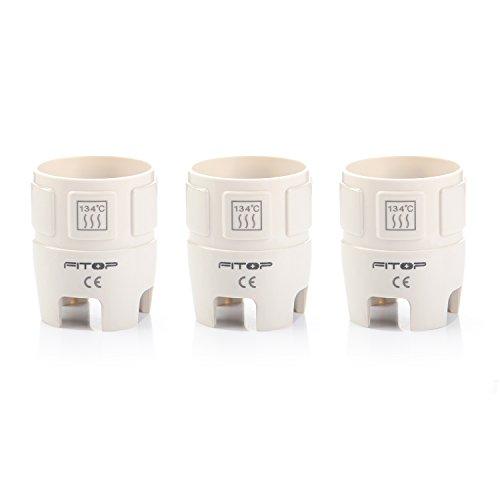 Fitop dental dinamométrica para EMS/SATELEC ultrasónico escalador puntass 3 piezas paquete