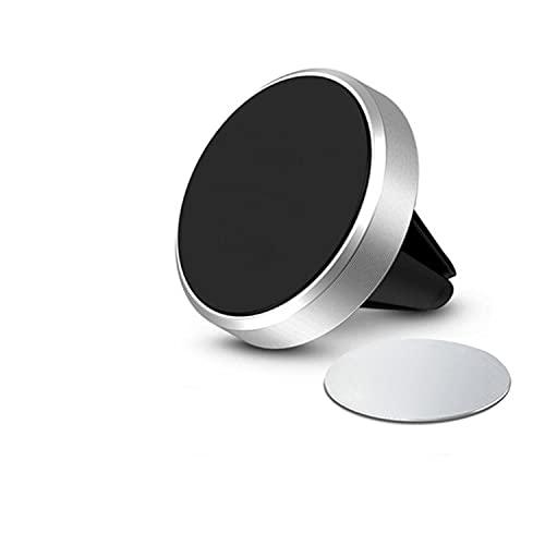 BAWAQAF Soporte magnético para coche,Para teléfono móvil Accesorios soporte,Para iPhone 12 11 7 imán teléfono titular en Xiaomi Mi 11 Redmi Note 9S