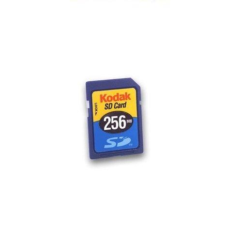 Kodak 256 MB Premium Secure Digital SD Memord Card