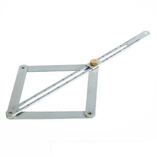Silverline 394990 Zentrierwinkel 380 mm