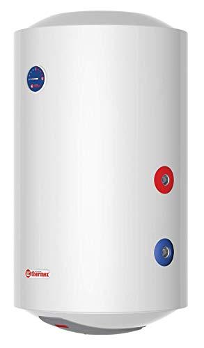 Thermex ER80V Combi - Calentador eléctrico de agua caliente con intercambiador de calor integrado ER80V Combi, 230 V, color blanco