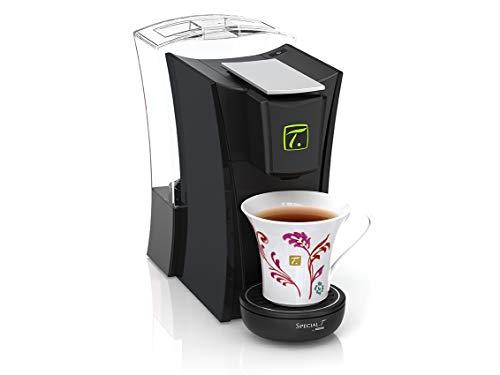 SPECIAL.T by Nestlé MINI.T machine à thé avec capsules Noire