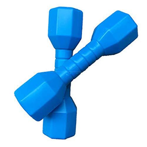 Tree2018 2 x Handhanteln für Kinder, Gewichte, Fitness, Heimtraining, Langhantel, Kinder, Fitness, Sport, Spielzeug
