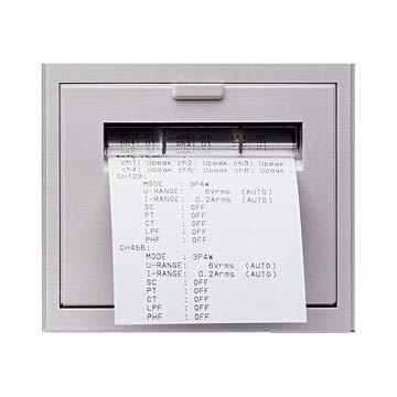 WJSW Hioki 9604 Imprimante
