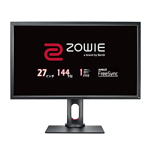 【BenQ直営店限定】BenQ ZOWIE ゲーミングモニターXL2731(FullHD/27型/144Hz/1ms/らくらく高さ調整/Black eQualizer/Color Vibrance)