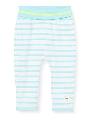 s.Oliver Junior Baby-Jungen Leggins Hose, 60G8 Angel Blue Stripes, 68