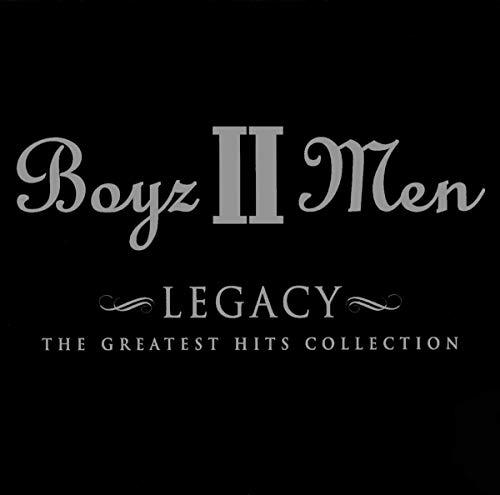 Boyz II Men - Legacy: Greatest Hits Collection