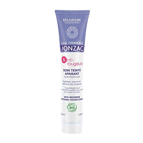 Jonzac - Soin Teinte Apaisant Anti-rougeurs 40ml Jonzac
