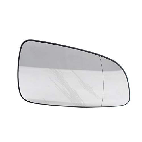wufeng Rechts Beifahrerseite außen beheizt Rückansicht Für Opel Astra Spiegel Rearview Spiegelglas für Opel Astra 2004-2008 13141984 6428785