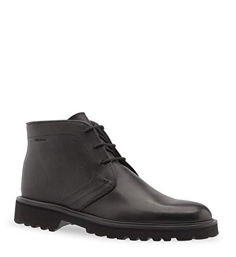Strellson Herren Blocker Boot tfu 1 Klassische Stiefel, Schwarz (Black 900), 43 EU