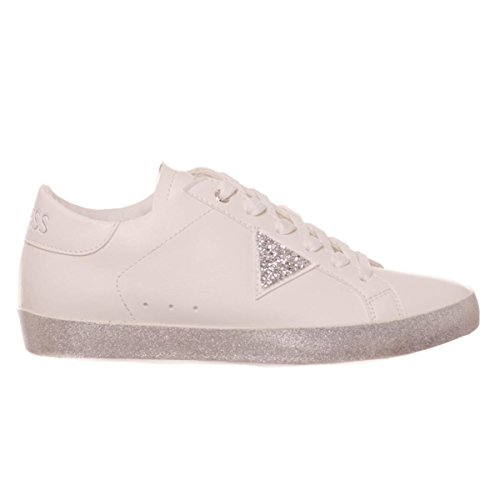 Guess Damen Footwear Active Lady Sneaker, Weiß (White White), 40 EU