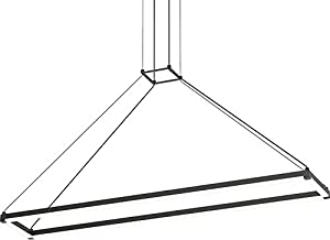 Sonneman 2789-25 LED Pendant from The Stix Rectangle Collection