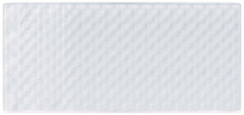 Gelco Design 707475 Tapis Anti-Dérapant First Blanc 34 x 74 cm