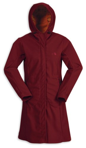 Tatonka Mantel Elfin Fardea Lady Coat, rot, 44 (rio red)