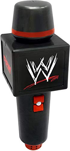 WWE 'Big Talker Electronic Microphone - Comes with Real Wrestling Sounds and Voice Amplification
