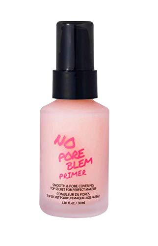 TOUCH IN SOL No Pore Blem Primer, 1.01 fl.oz(30ml) - Face Makeup Primer, Big Pores Perfect Cover, Skin Flawless and Glowing, Instantly Smoothes Lines, Long Lasting Makeup's Staying
