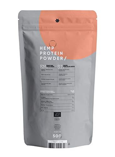 Hempika  Organic Hemp Protein Powder 500 g