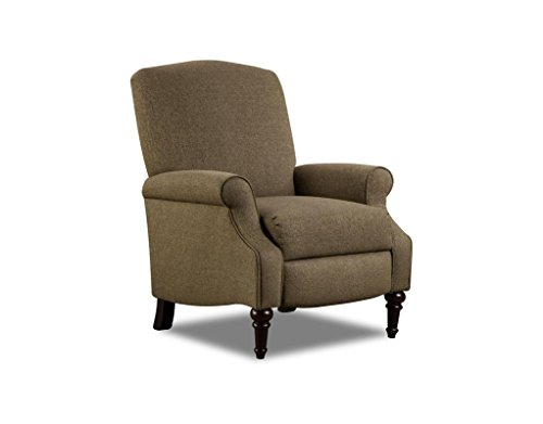 Lane Home Furnishings Meritage Hi Leg Recliner, Meritage Cocoa