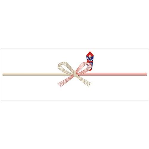 ササガワ OA対応のし紙 熨斗紙 豆判4号 祝 京 2-14 1セット 1000枚:100枚×10冊