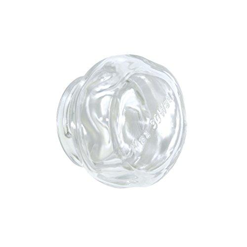 Whirlpool Bauknecht 481245028007 ORIGINAL Lampenabdeckung Kalotte Schutzglas Lampenglas Leuchte Backofen Ofen Herd auch Algor Bossmatic Functionica IKEA Ignis Integra Philips