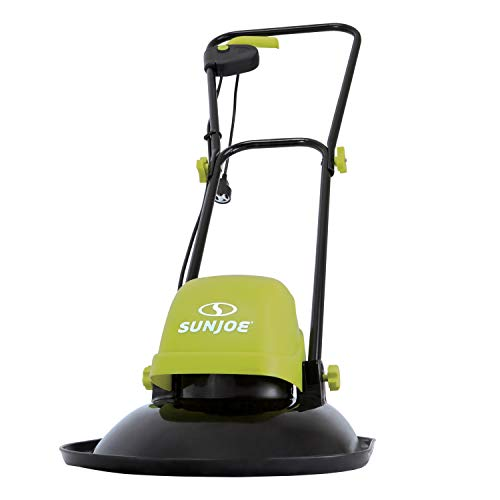 Sun Joe MJ-HVR12E Electric Hover Mower Review