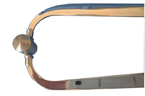 AnthroFlex Calibrador de Acero Para Plicometro Harpenden, Slim Guide 5mm 16mm