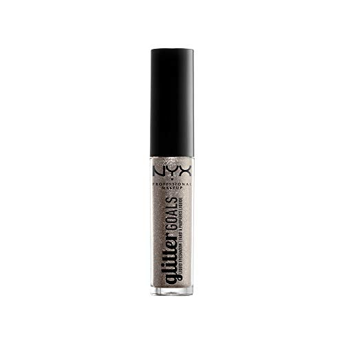 NYX Nyx professional glitter goals liquid eyeshadow oui out oui out