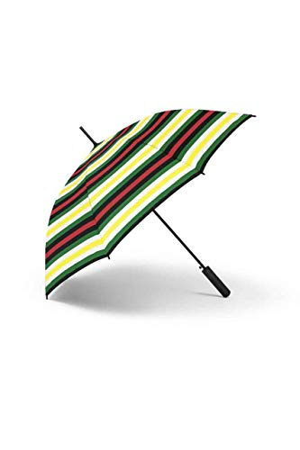MINI Echte Paraplu Wandelen Stick Brolly Versterkte Bars Winddicht Drukknop 80232465950