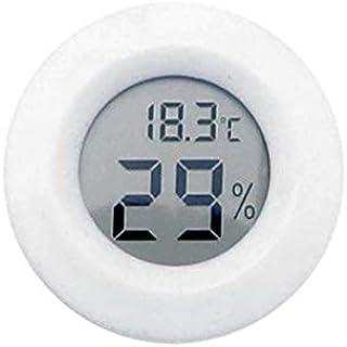 Seinlang 小型液晶デジタル温度計湿度計トカゲカメネットボックスクライムボックス温度計電子湿度計