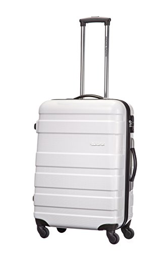 American Tourister Koffer Pasadena Spinner M 67 cm 65 Liters Weiß 53194-1908