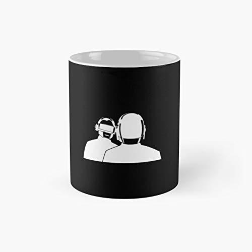Daft Punk Random Access Memories Classic Mug - 11 Ounce For Coffee, Tea, Chocolate Or Latte.