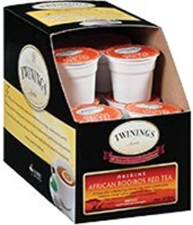 AFRICAN ROOIBOS RED TEA K CUP 144 COUNT