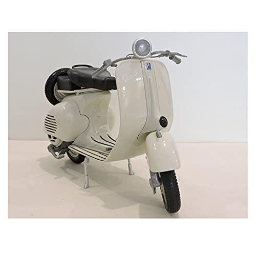 Boutique 1: 6 para Ves * Pa Edición Limitada Simulación Aleación Pedal De Dos Ruedas Modelo De Motocicleta Colección De Decoración