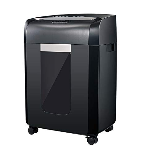 Learn More About Office Shredder 16L Large Capacity for 1 Hour, 8 Sheets at A Time, Shredder Speed 2...