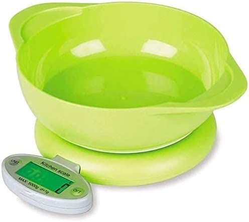DWJ Scale Kitchen Digital Food specialty Superlatite shop Scales with Electronic Bow Mixing