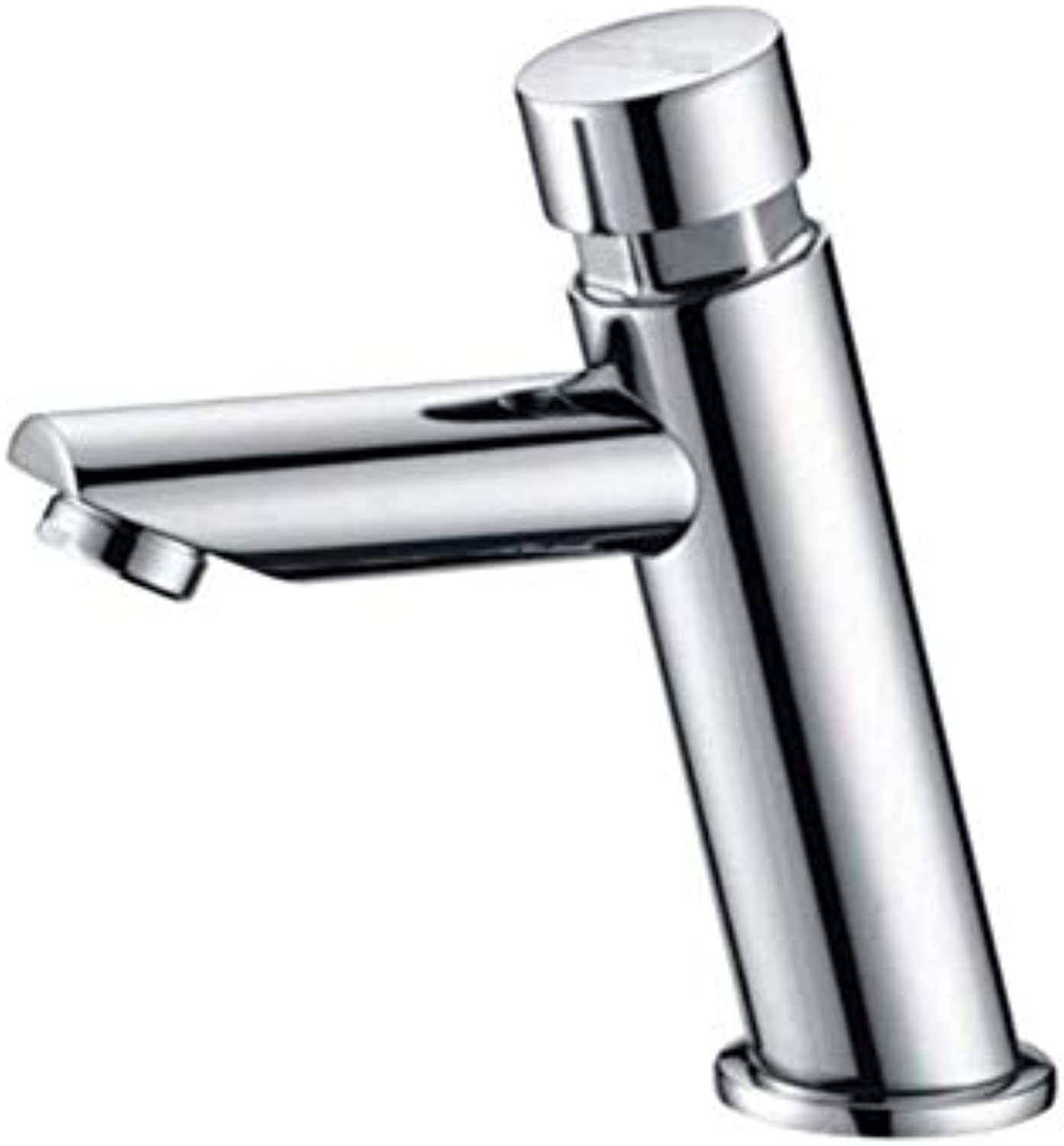 Taps Kitchen Sinktaps Mixer Swivel Faucet Sink Basin Faucet Basin Single Cold Faucet Water-Saving