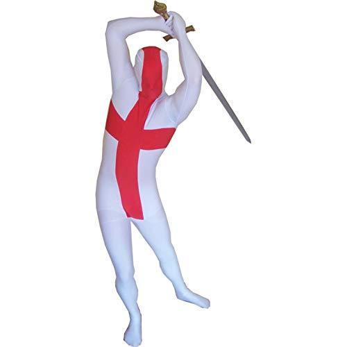 Morphsuits - Mfx - Bandiera per l'Inghilterra Altezza 180-186 cm - XL