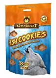 "4 x 150g Wolfsblut Fish Cookies ""Lachs"""