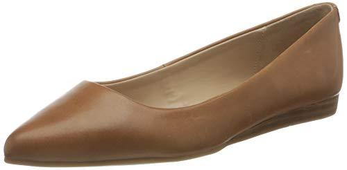 ALDO Women's Ballet Flat, Cognac, Women 2