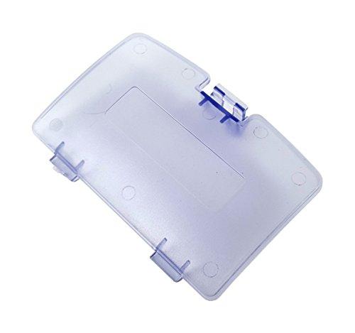 Ersatz/Austausch- Akkudeckel/Klappe lila/transparent für Game Boy Color NEU