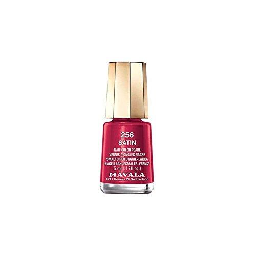 Mavala Mini Color Vernis à Ongles Crème 5 ml - 256 : Satin