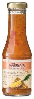 Naturata Bio Curry-Ananas Grill- und Würzsauce (2 x 250 ml)