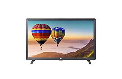 LG Electronics Smart TV 28TN525S 28 Inch Monitor - LED, HD Display, webOS Smart TV, Built-in Wi-Fi, Wall Mountable, 5 W x 2 Stereo Speaker, Energy Class A, Black (2020 Model) from LG