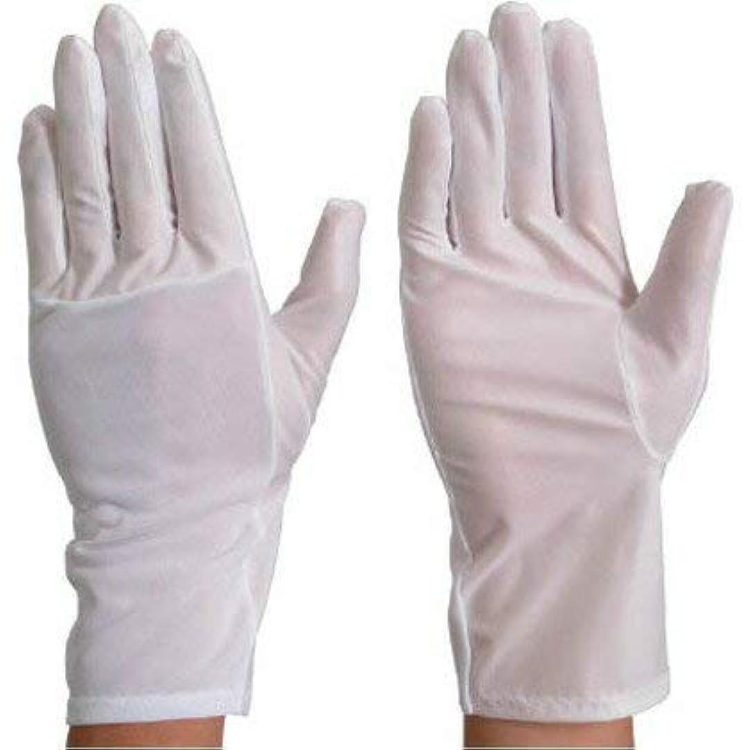 ボス合法光景縫製手袋白S(100双入)
