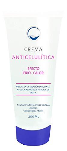 Edda Innova Pharma Crema Anticelulítica Efecto Frío/Calor 200 ml 1 Unidad 200 ml