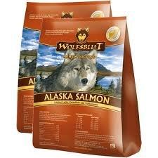 Wolfsblut | Alaska Salmon | 2 x 15 kg
