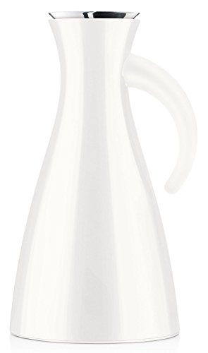 Eva Solo Pichet isotherme bord anti-goutte, Blanc, 1 l