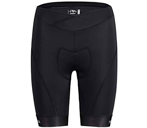 Maloja W Minorm. Shorts Schwarz, Damen Hose, Größe L - Farbe Moonless